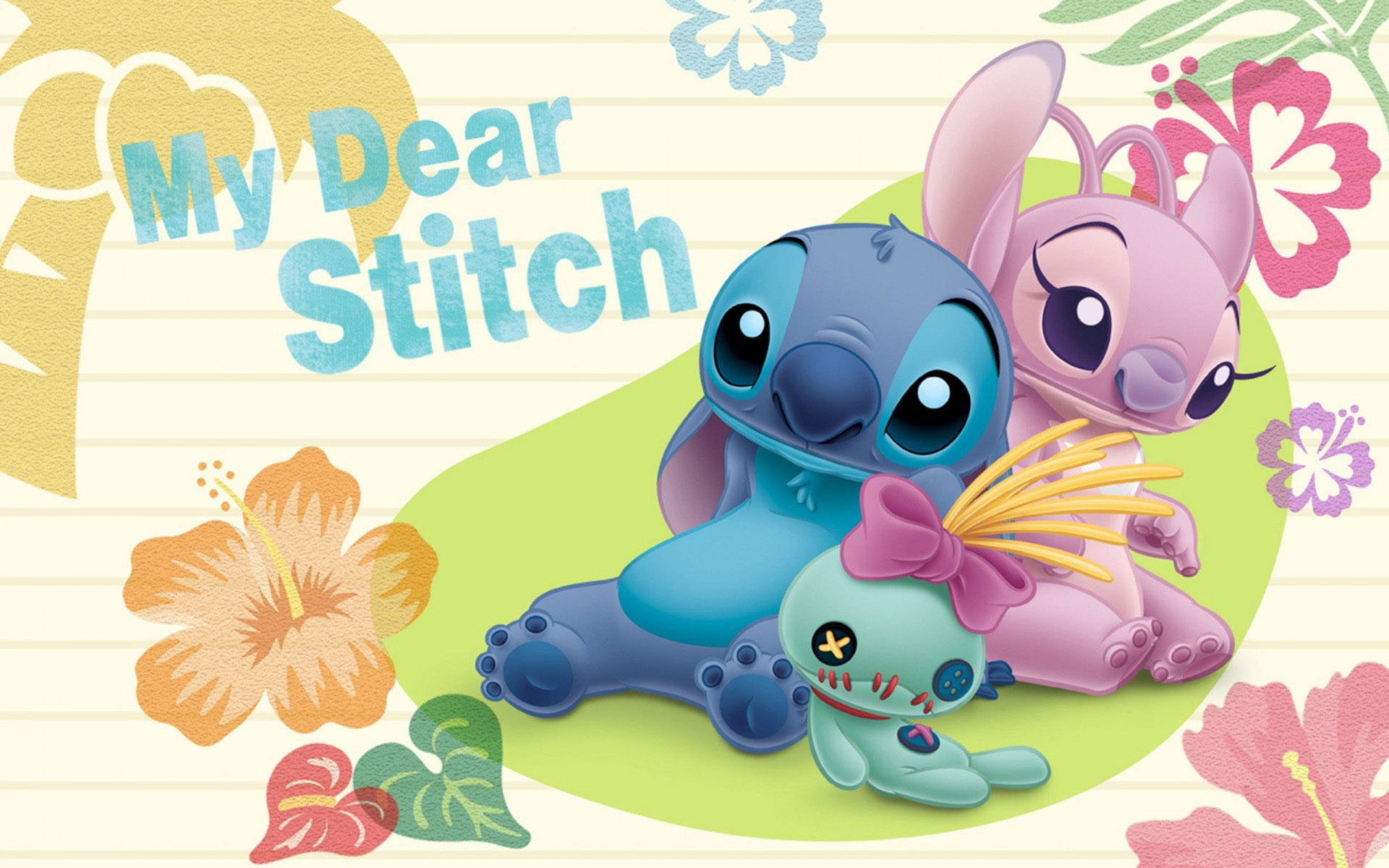 Lilo And Stitch Backgrounds Posted By John Simpson