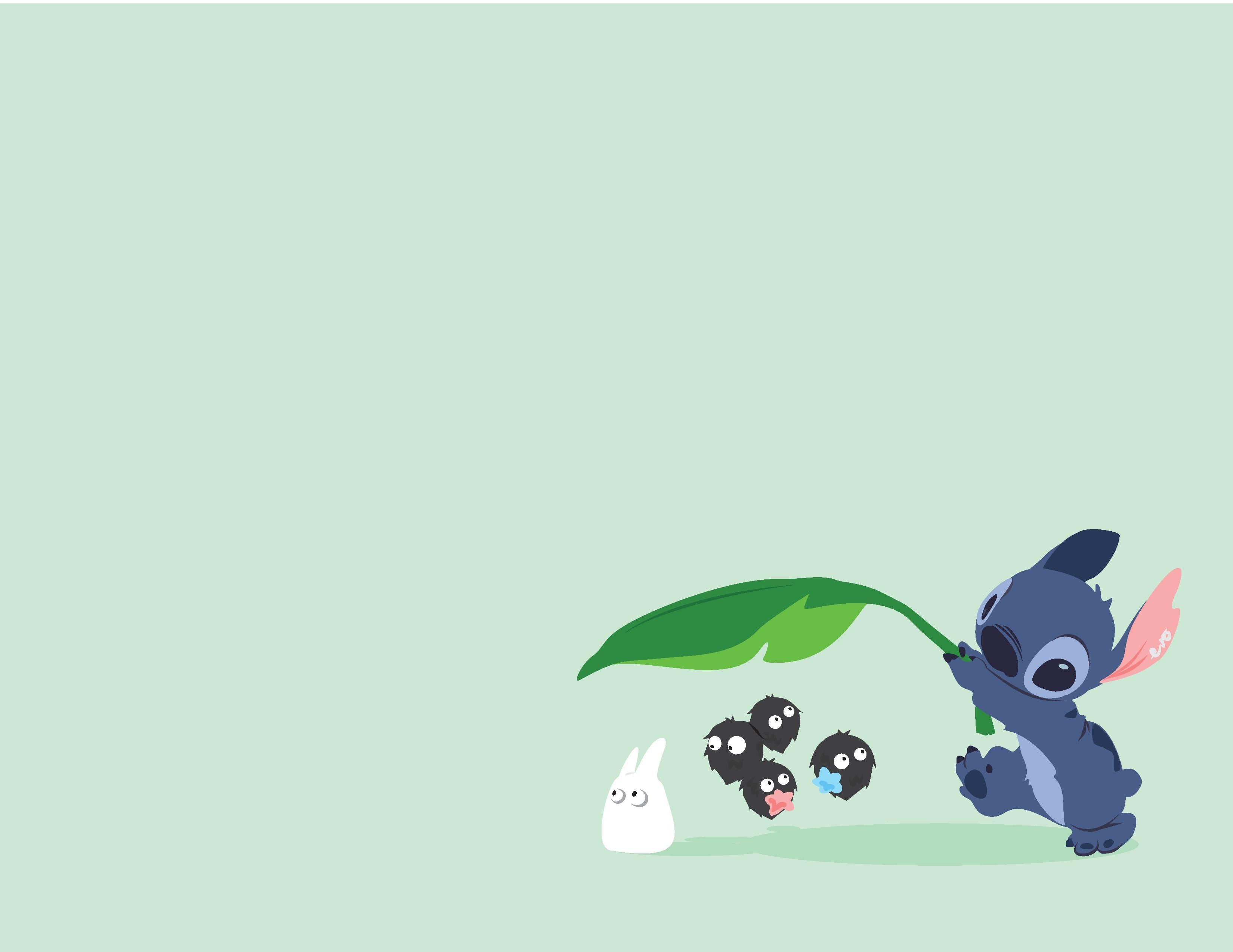 Lilo And Stitch Desktop Background Posted By Samantha Thompson