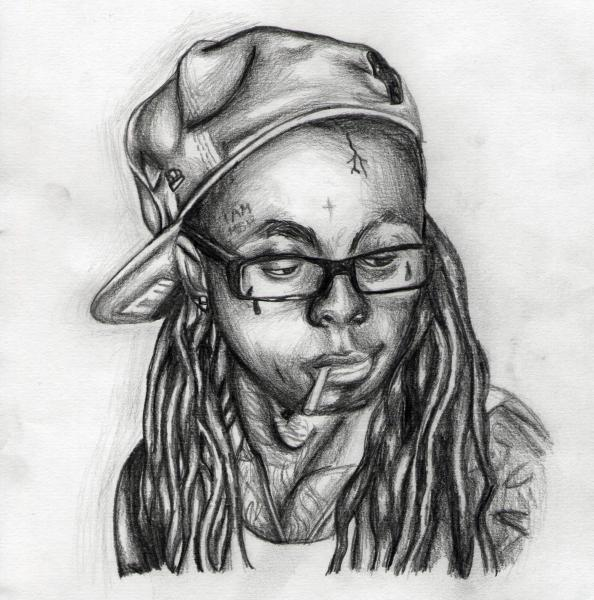 Lilwayne Drawings Posted By Ethan Tremblay