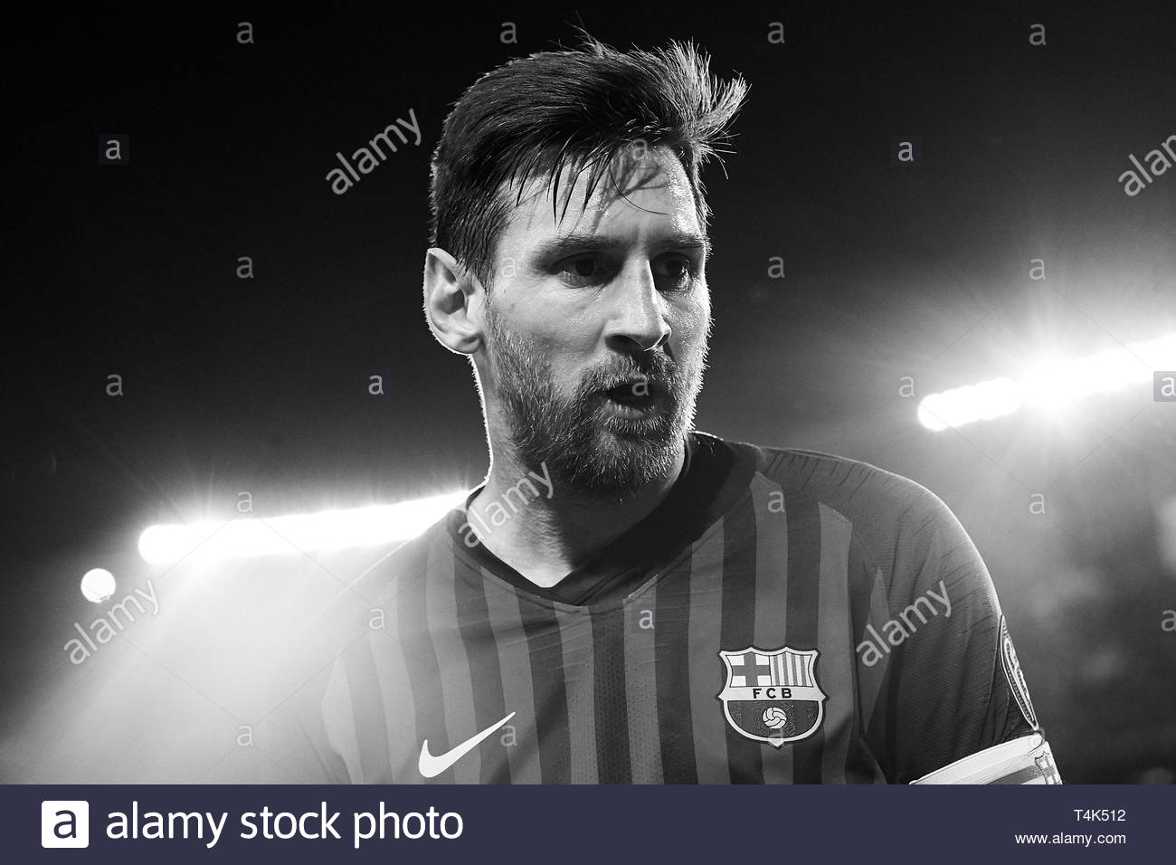 Lionel Messi Black And White Posted By John Thompson