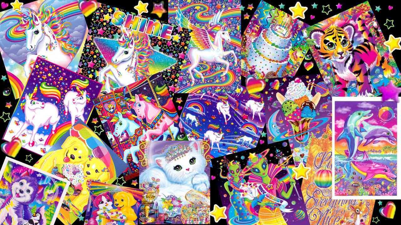 Lisa Frank Desktop Wallpaper Posted By Ryan Tremblay