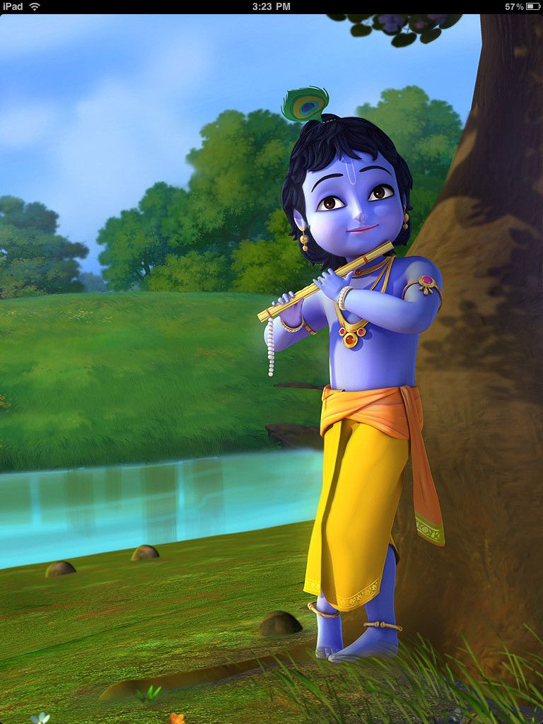 Little Krishna Wallpapers Little Lord Krishna Little