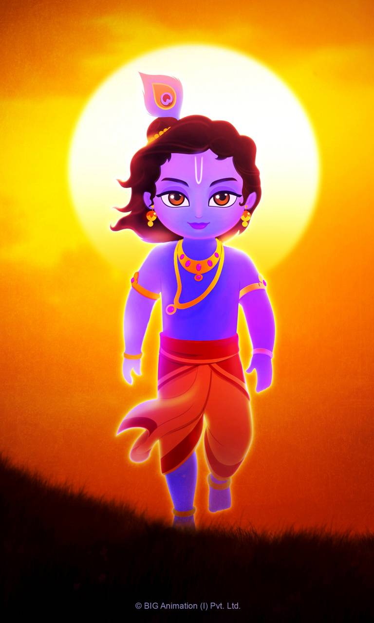 Little Krishna wallpaper by tarang29 a7 Free on ZEDGE