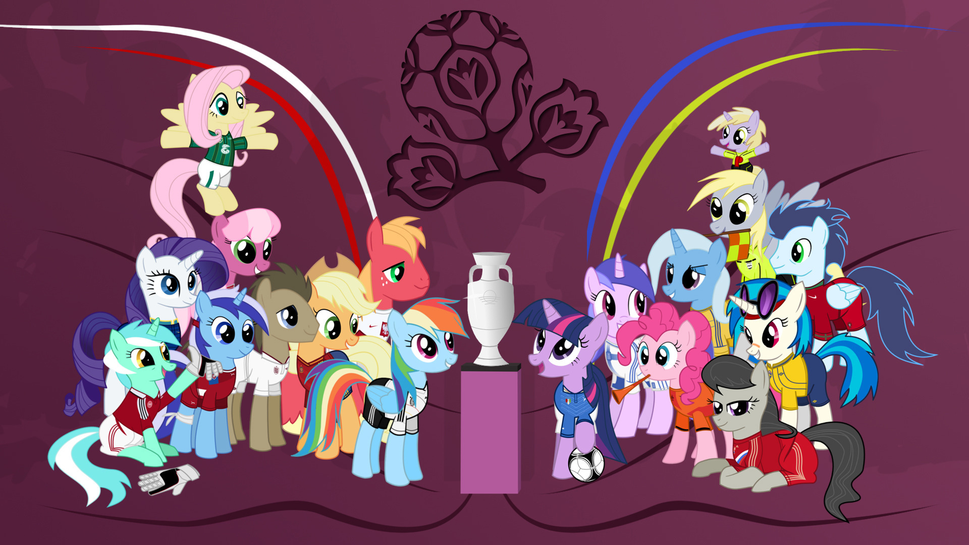 Little Pony Wallpaper Posted By Sarah Walker