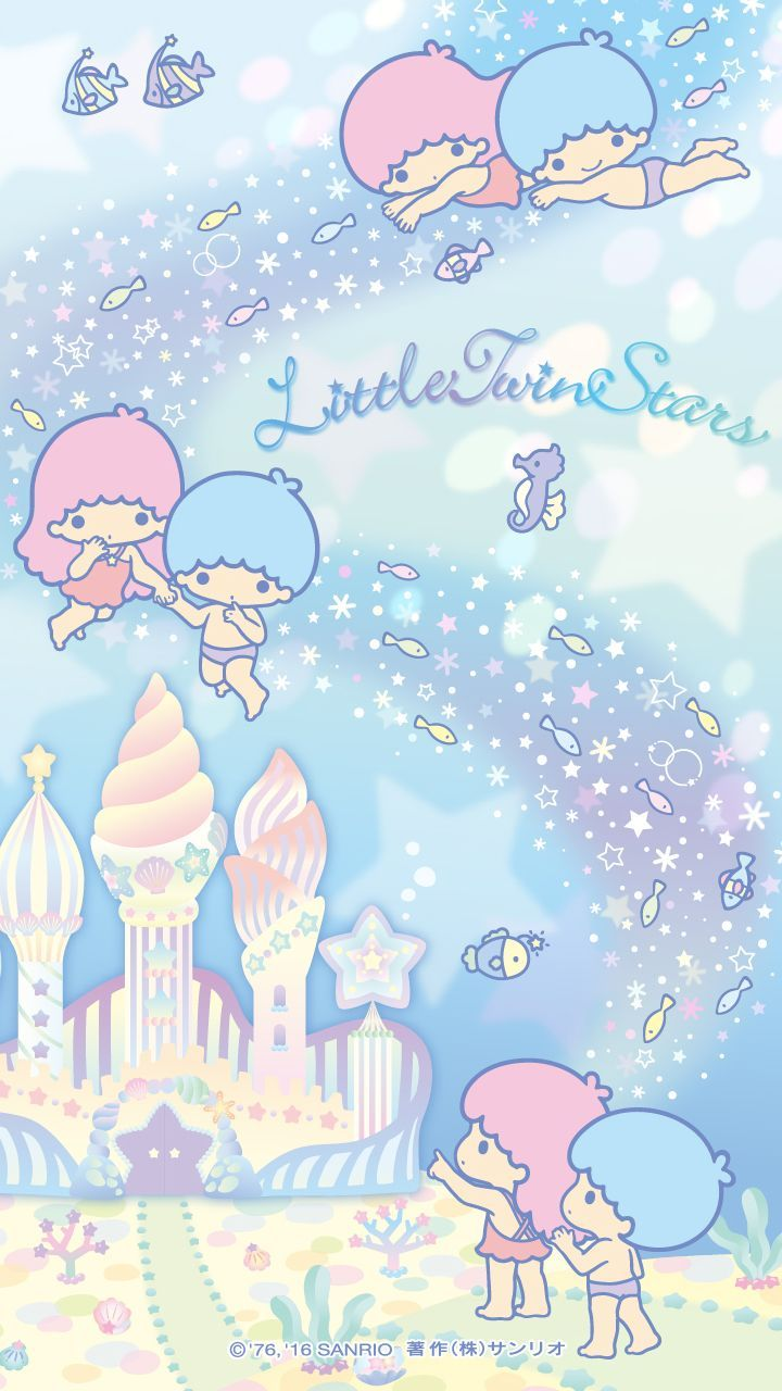 Little Twin Stars Wallpapers Posted By Ethan Simpson