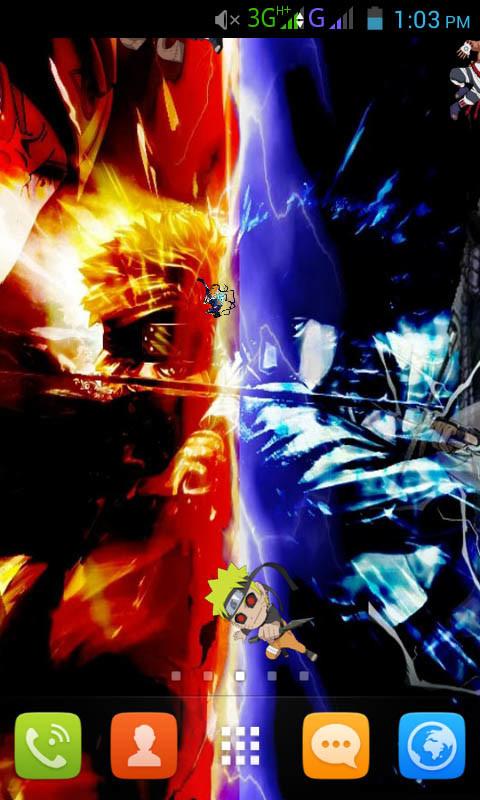 49 Naruto Live Wallpaper on WallpaperSafari