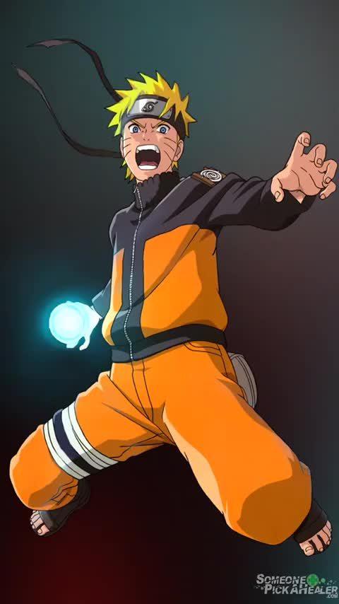 Naruto Rasengan Animated Wallpaper phone Album on Imgur