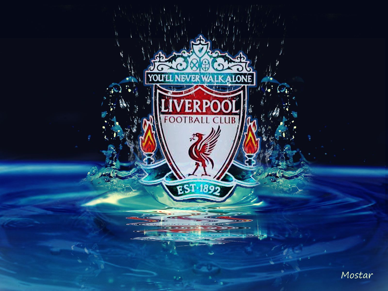 Liverpool Fc Background Posted By Samantha Johnson