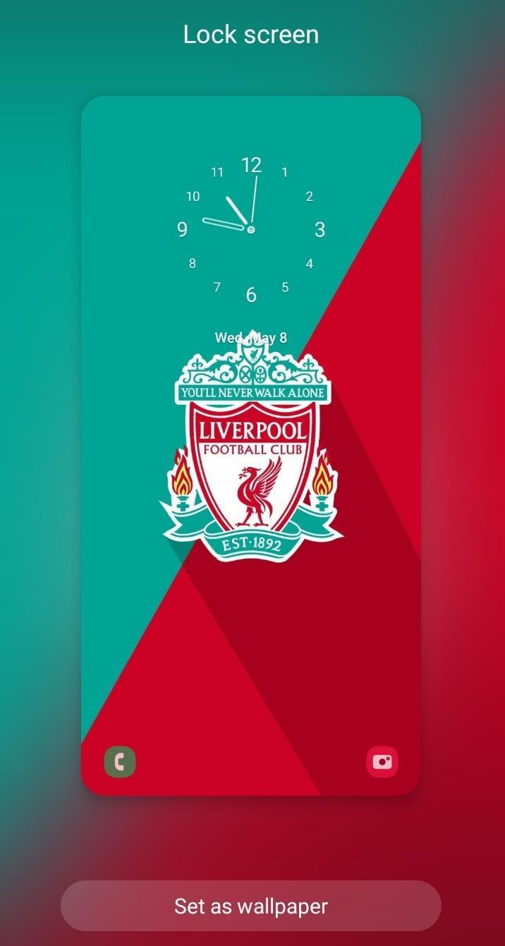 Liverpool Fc Iphone Wallpaper Posted By Samantha Thompson