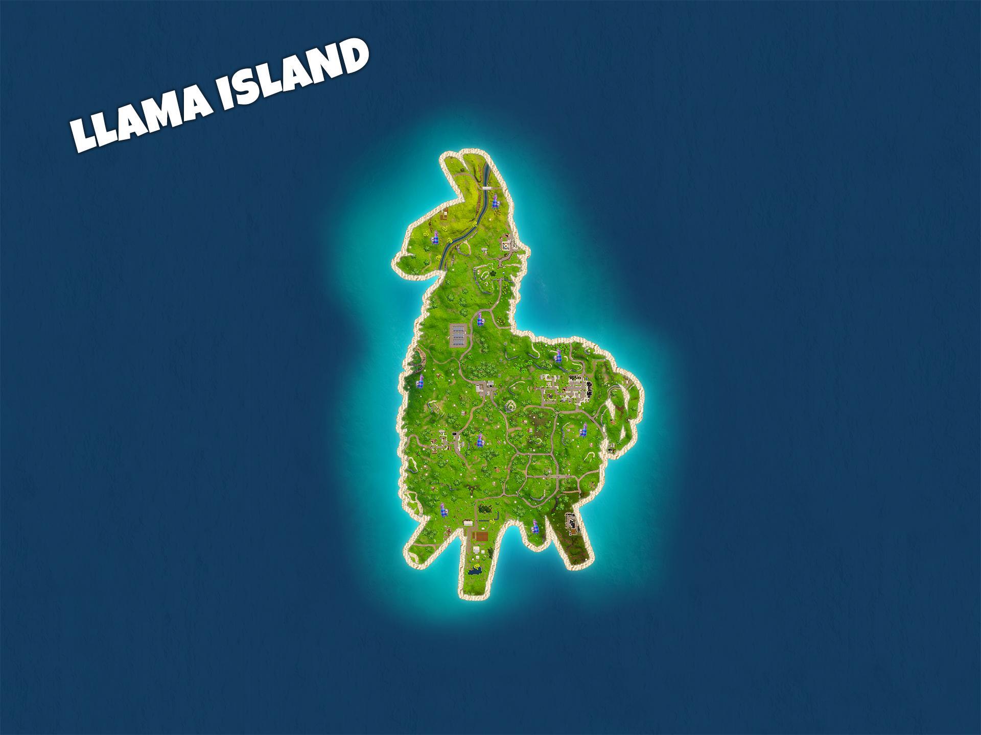 Llama Fortnite Wallpaper Posted By Samantha Anderson