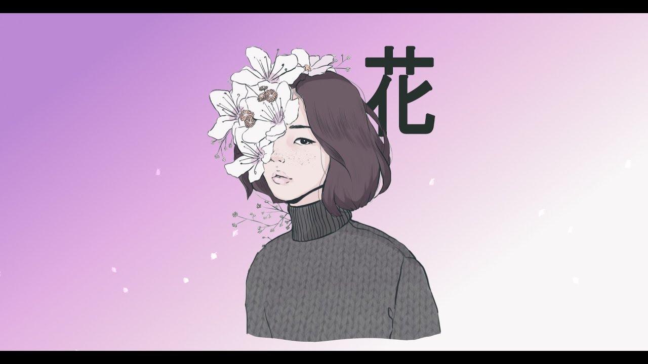 Flowers Lo fi Wallpaper Engine