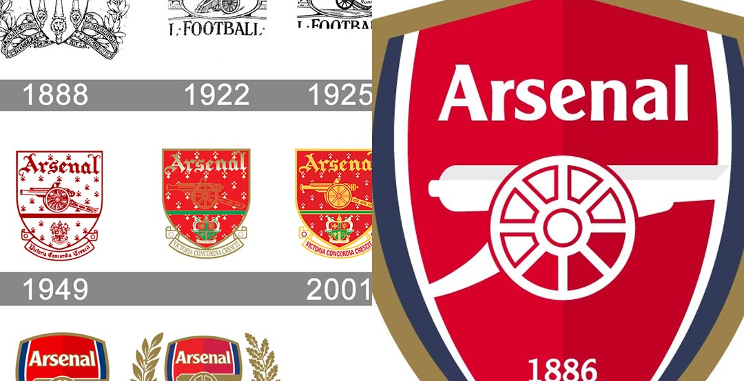 Logo Arsenal Posted By Ethan Sellers