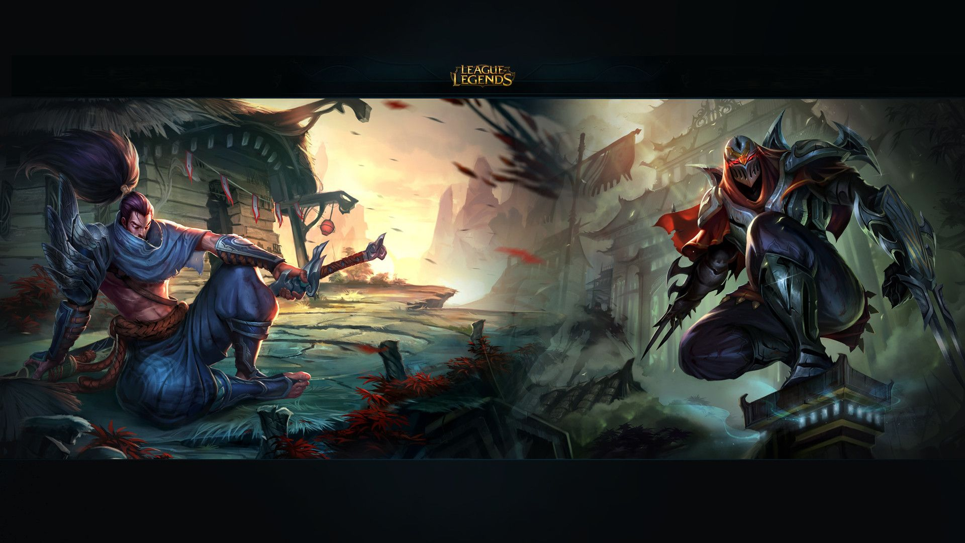 Lol Champion Zed Hd Wallpapers Posted By Ryan Anderson