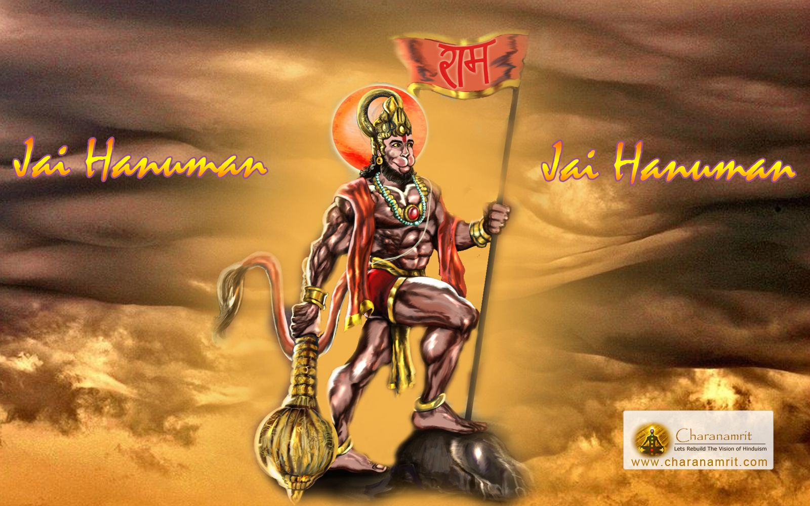 Lord Hanuman Wallpapers Hd 3d posted by ...