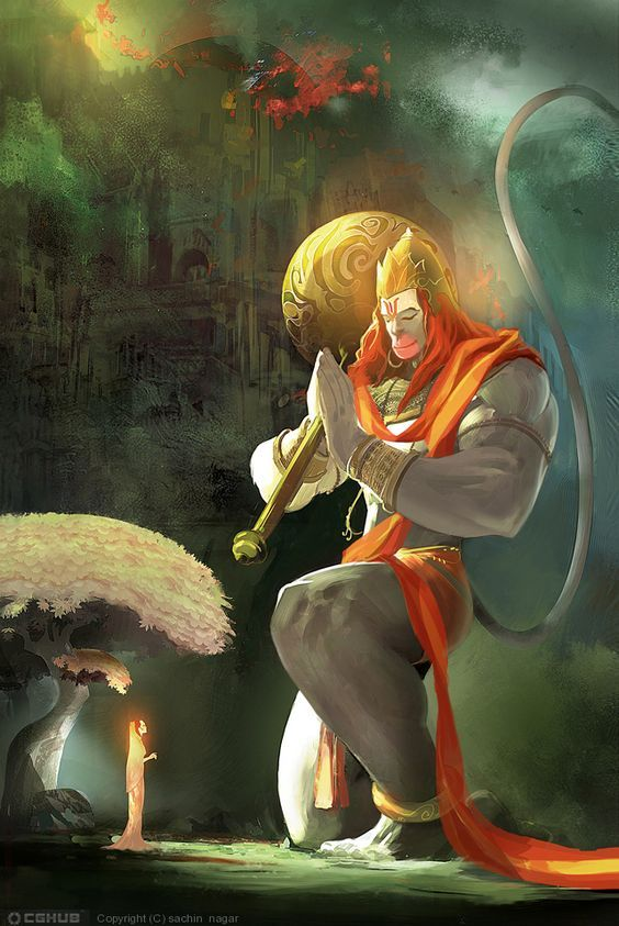 Lord Hanuman Wallpapers Hd 3d Posted By John Thompson