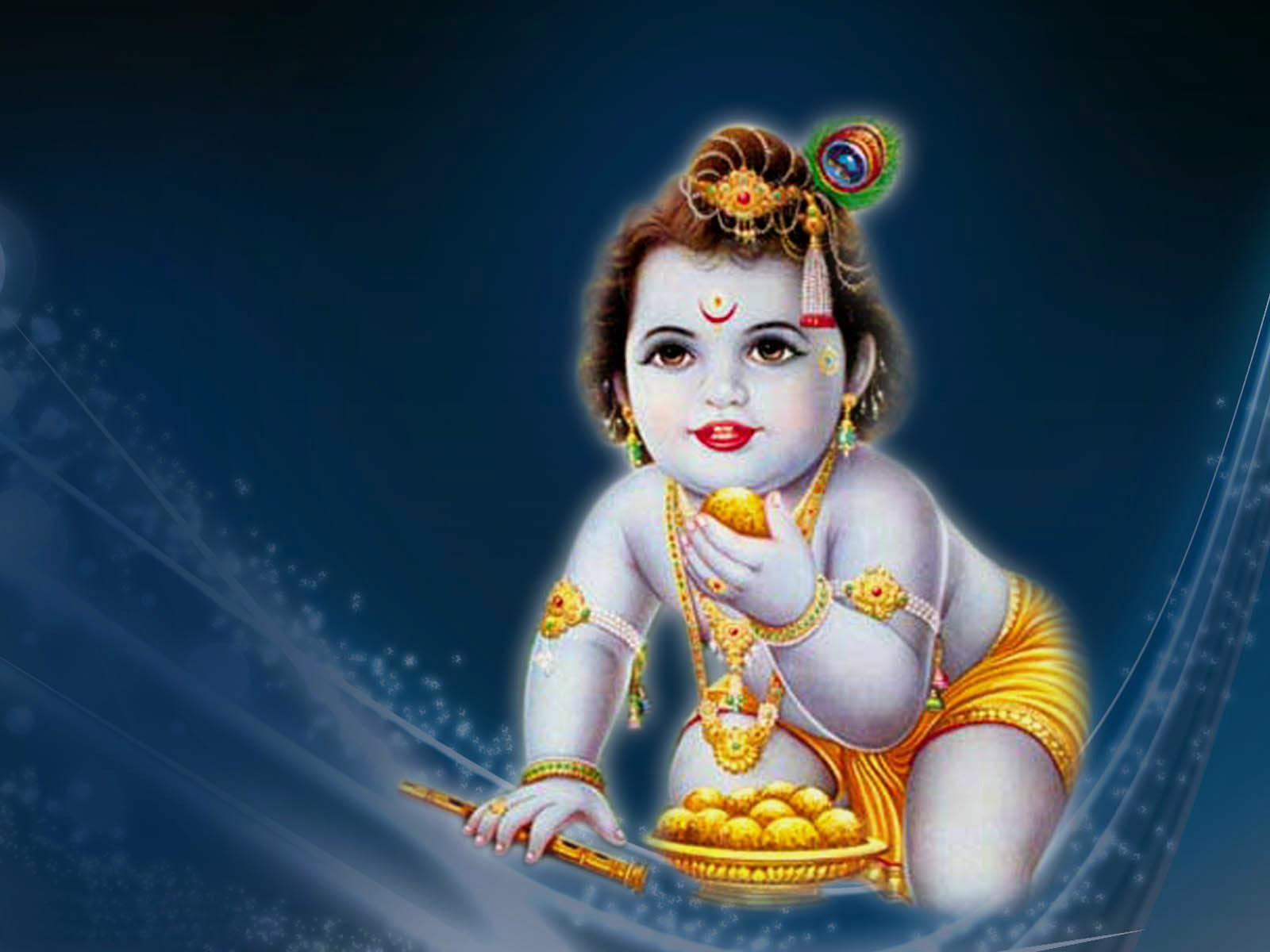 Lord Krishna Hd Wallpapers For Mobile Posted By Zoey Simpson
