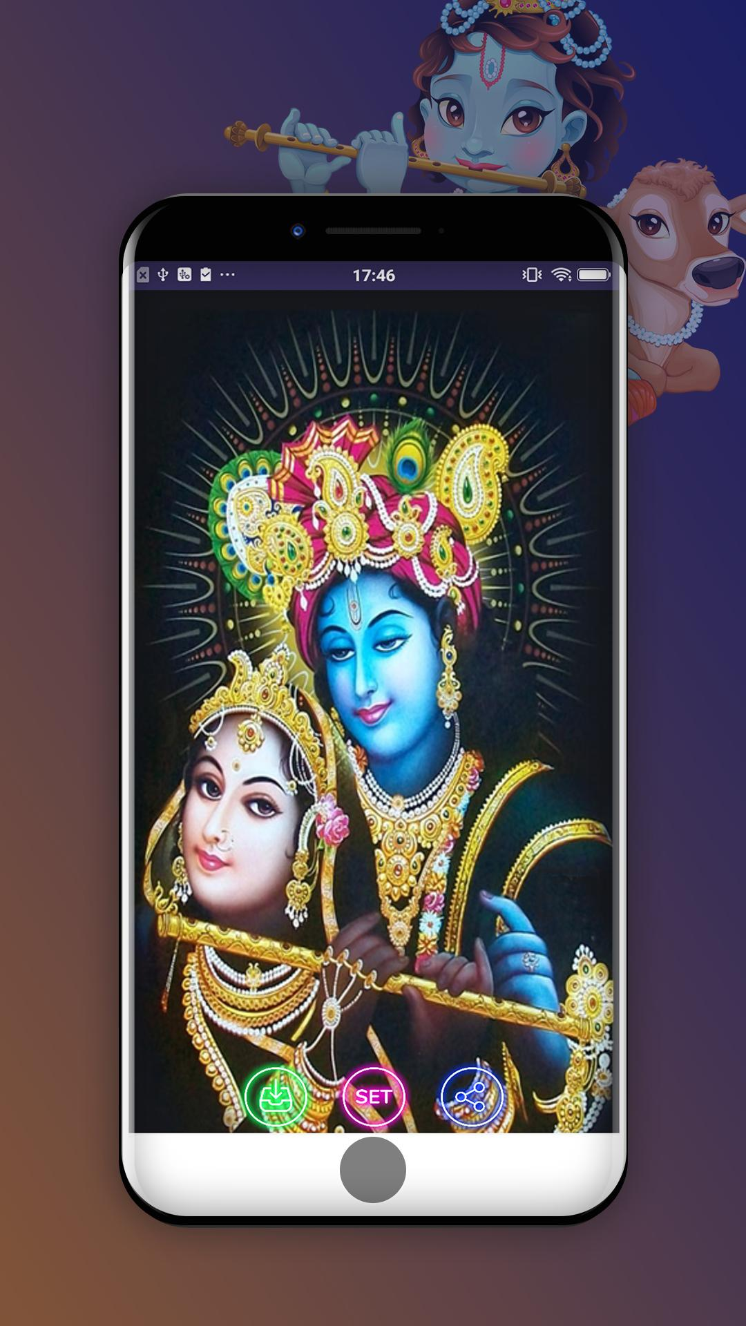Lord Krishna HD Wallpaper for Android APK Download