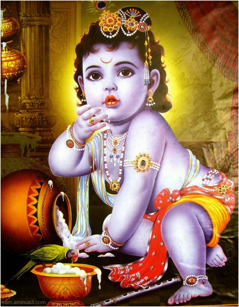 Lord Krishna Wall Paper Posted By Samantha Simpson