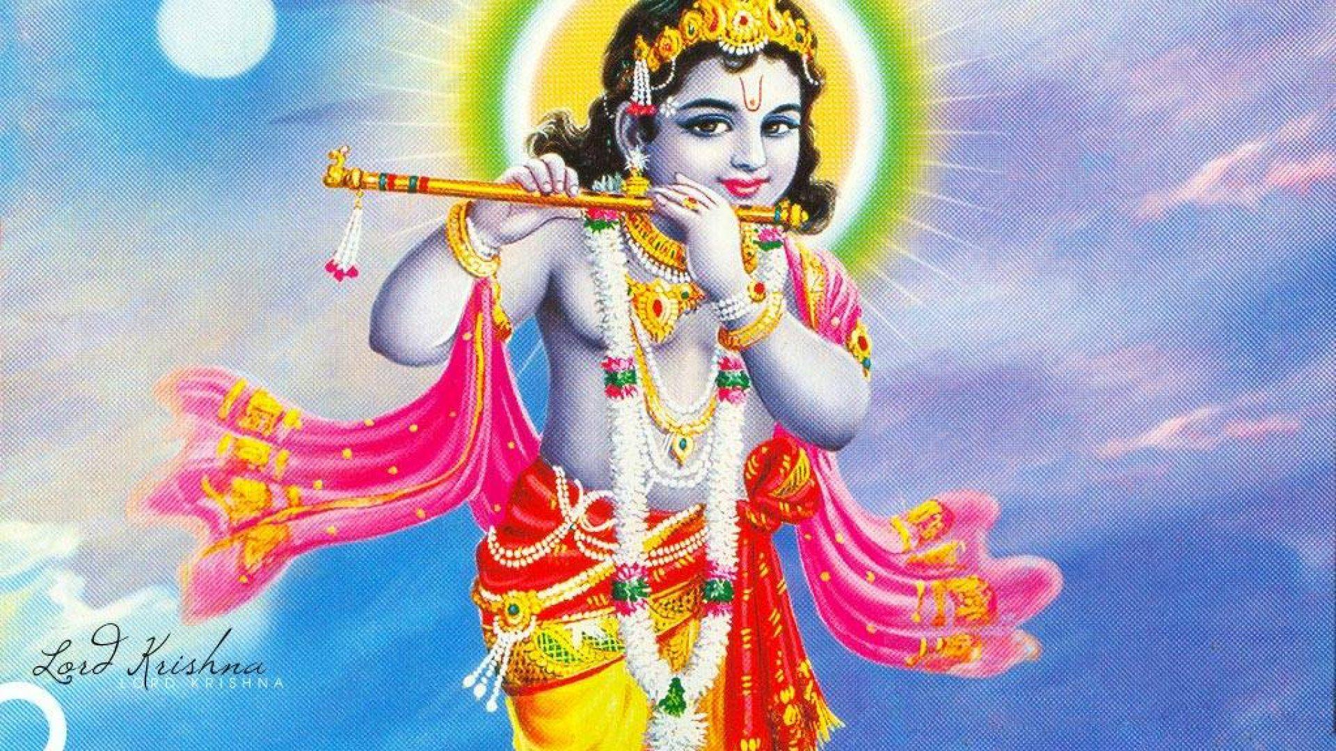 60 Krishna Wallpapers Download at WallpaperBro
