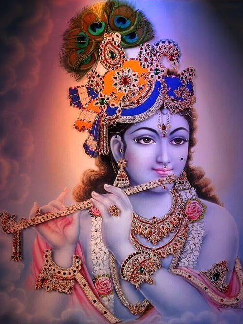 44 Beautiful Lord Krishna HD Images download wallpaper