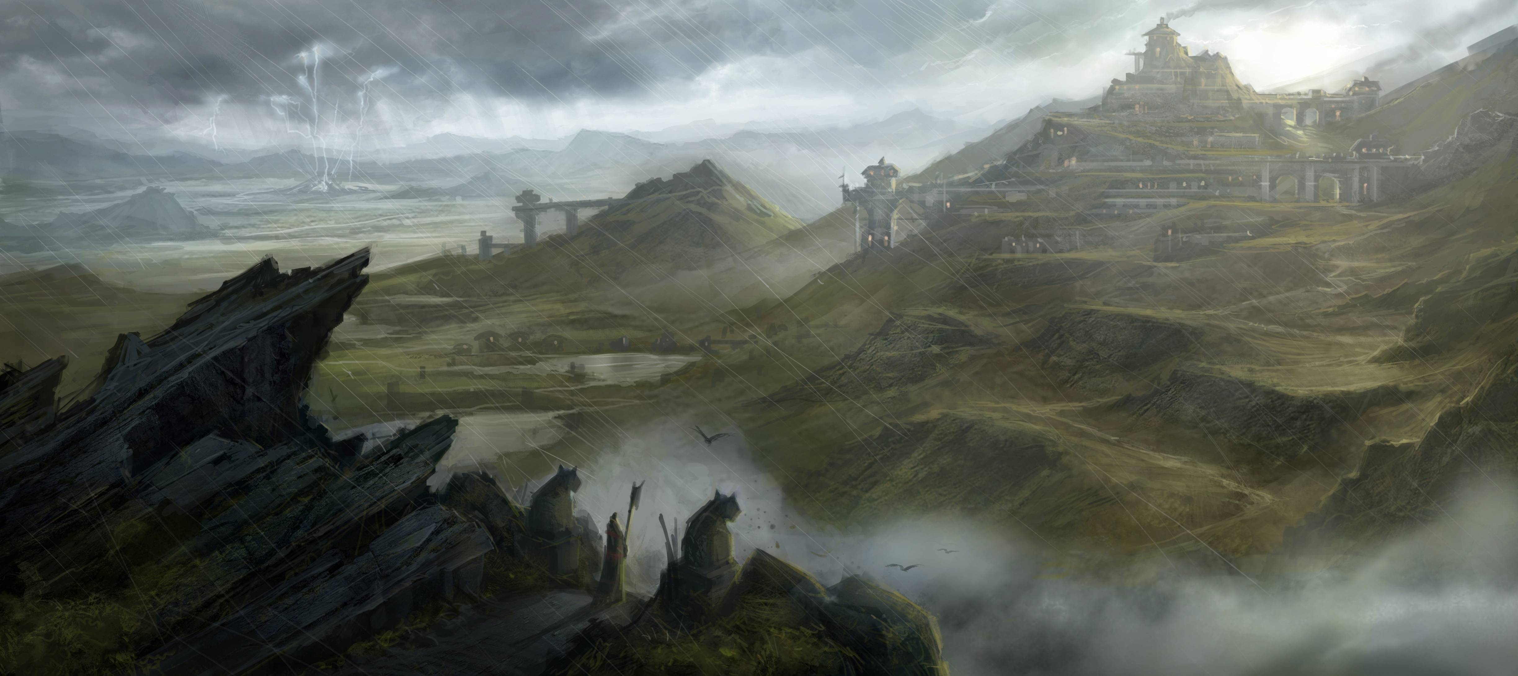 Lord Of The Rings Backround Posted By Zoey Simpson