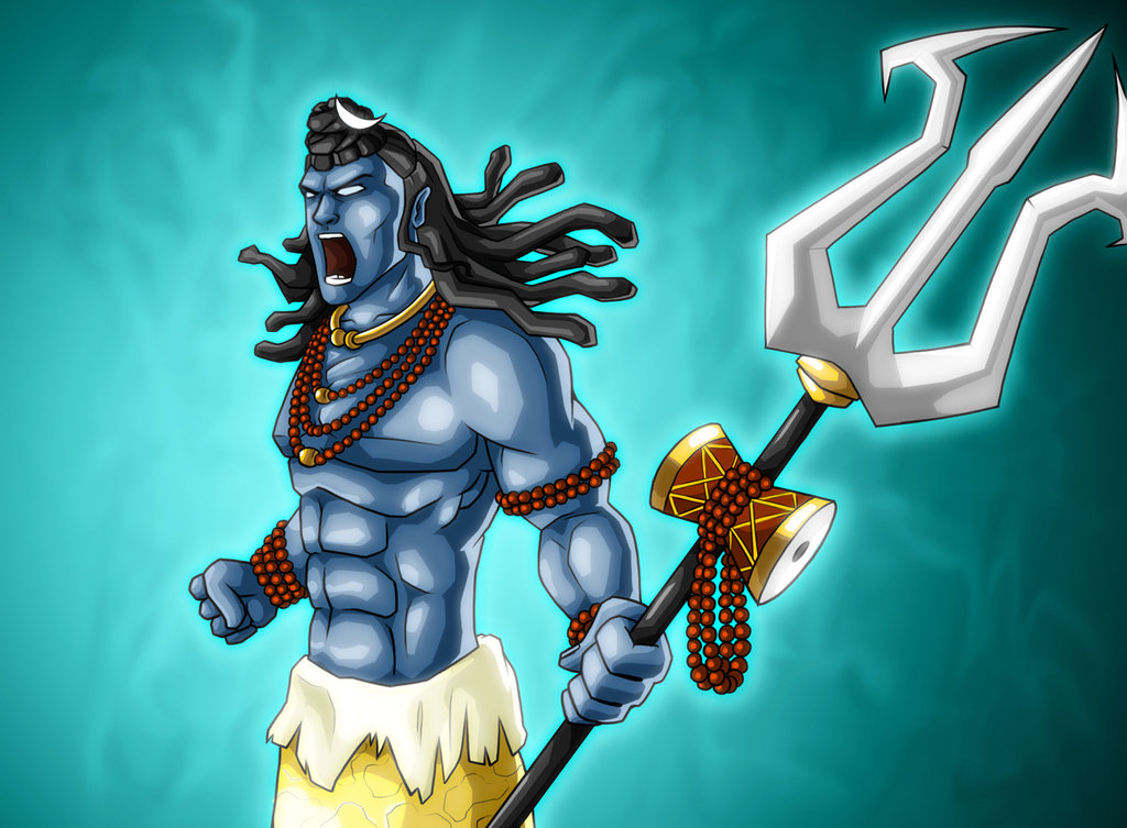 Lord Shiv 3d Wallpaper Posted By John Anderson