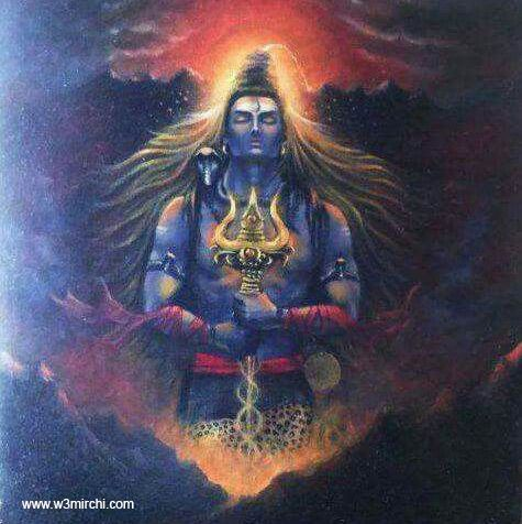 Hd Shiva Wallpaper Extended Lord Shiva Angry Images 3d In