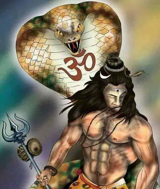 Angry 3d Wallpaper Shiva