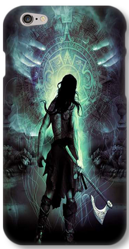 Iphone 6 Lord Shiva Angry Devotional 3d Phone Back Cover