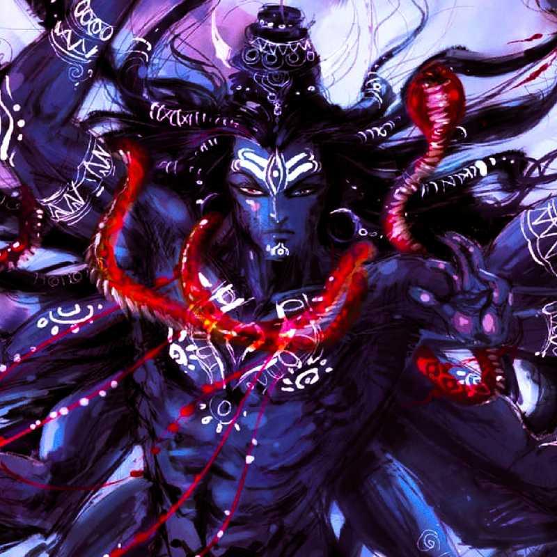 Mahadev Hd Wallpaper 1080p Lord Shiva Angry 4k Image
