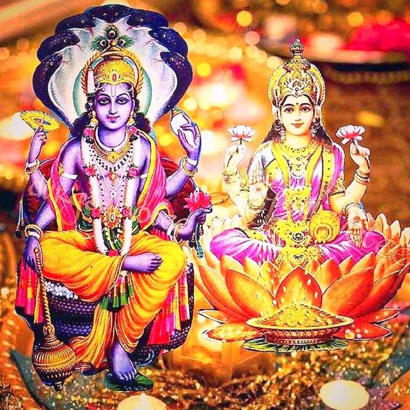 Lord Vishnu Wallpapers Posted By John Peltier