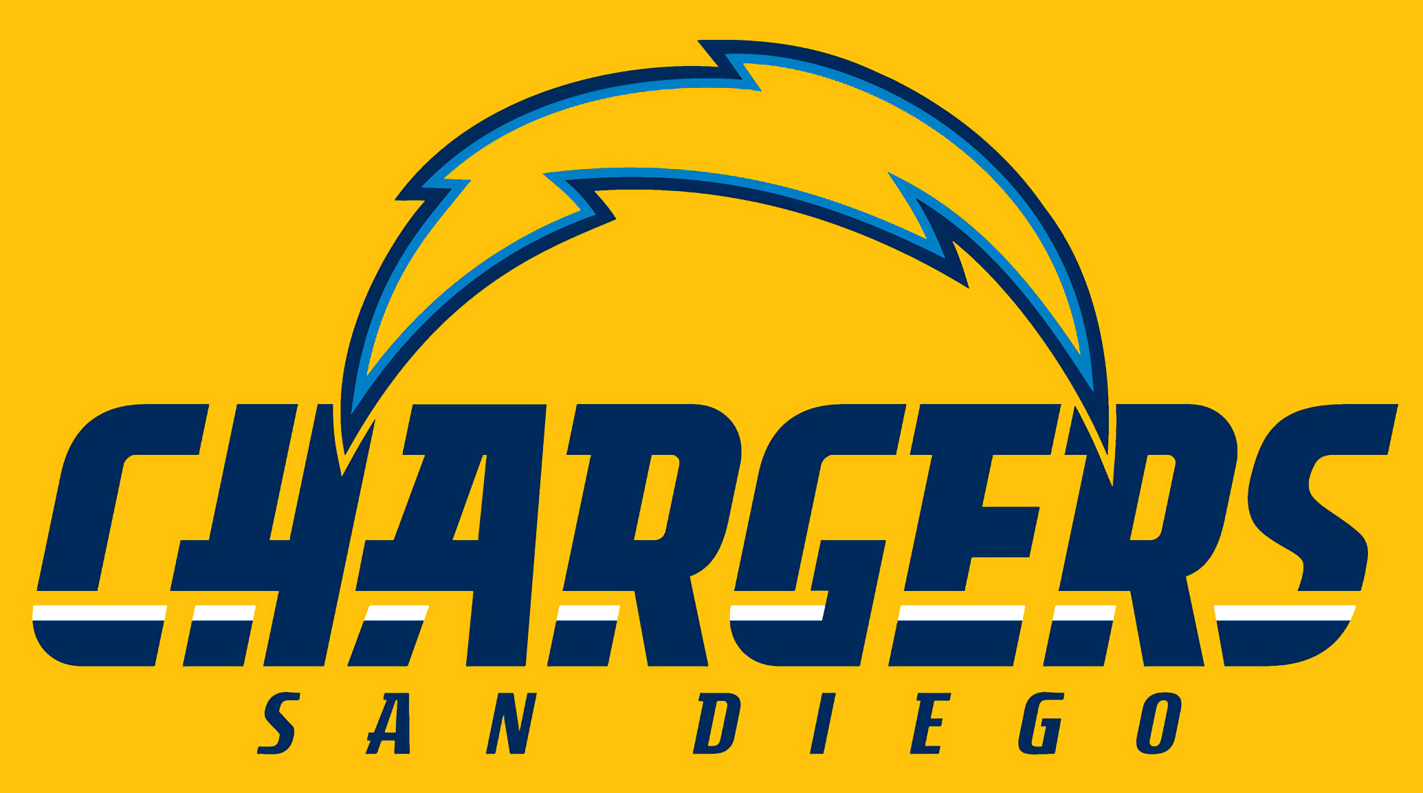 Los Angeles Chargers Wallpaper Posted By John Thompson