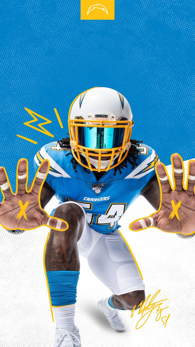 Get Chargers Wallpaper Schedule PNG