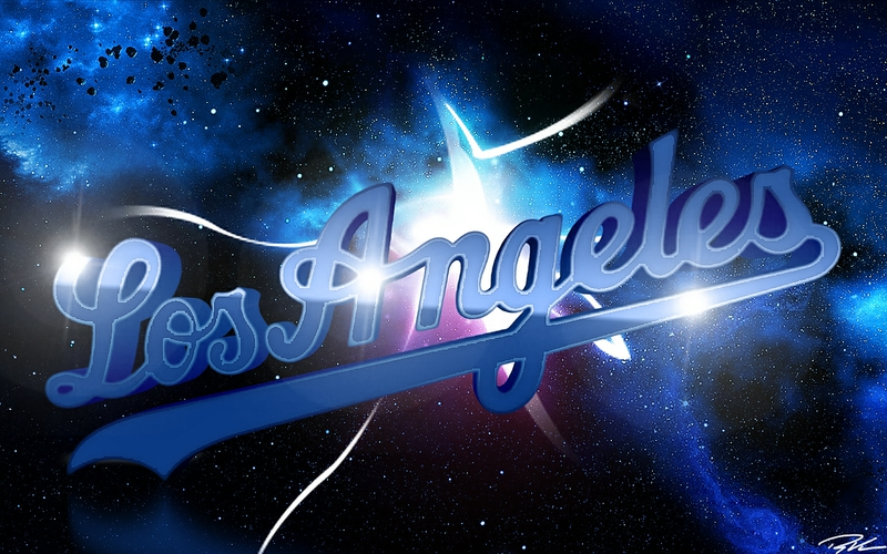 Los Angeles Dodgers Desktop Wallpaper Posted By John Tremblay