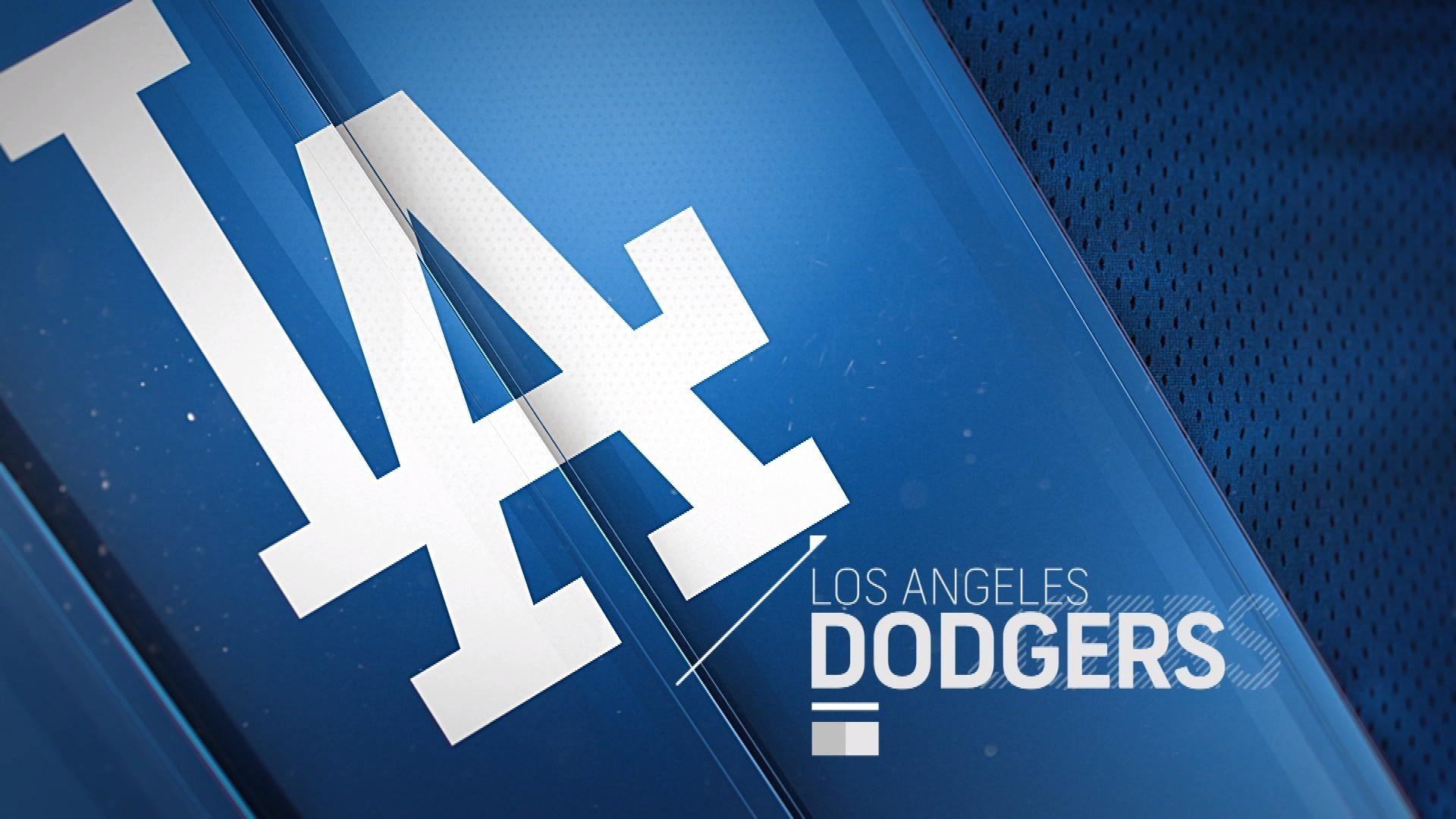 Los Angeles Dodgers Logo Wallpaper Posted By Ryan Anderson