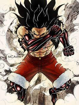 Luffy Gear 4 Wallpaper Posted By Christopher Cunningham