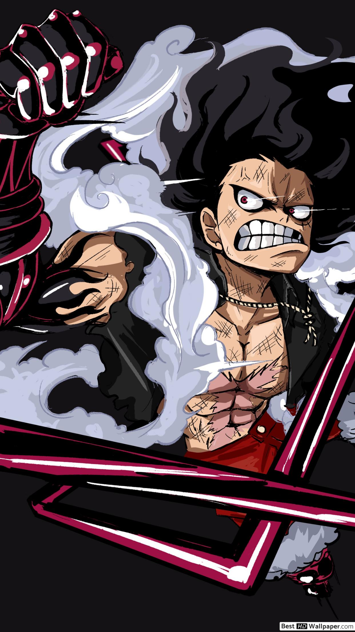 Luffy Gear Wallpapers Posted By Samantha Tremblay