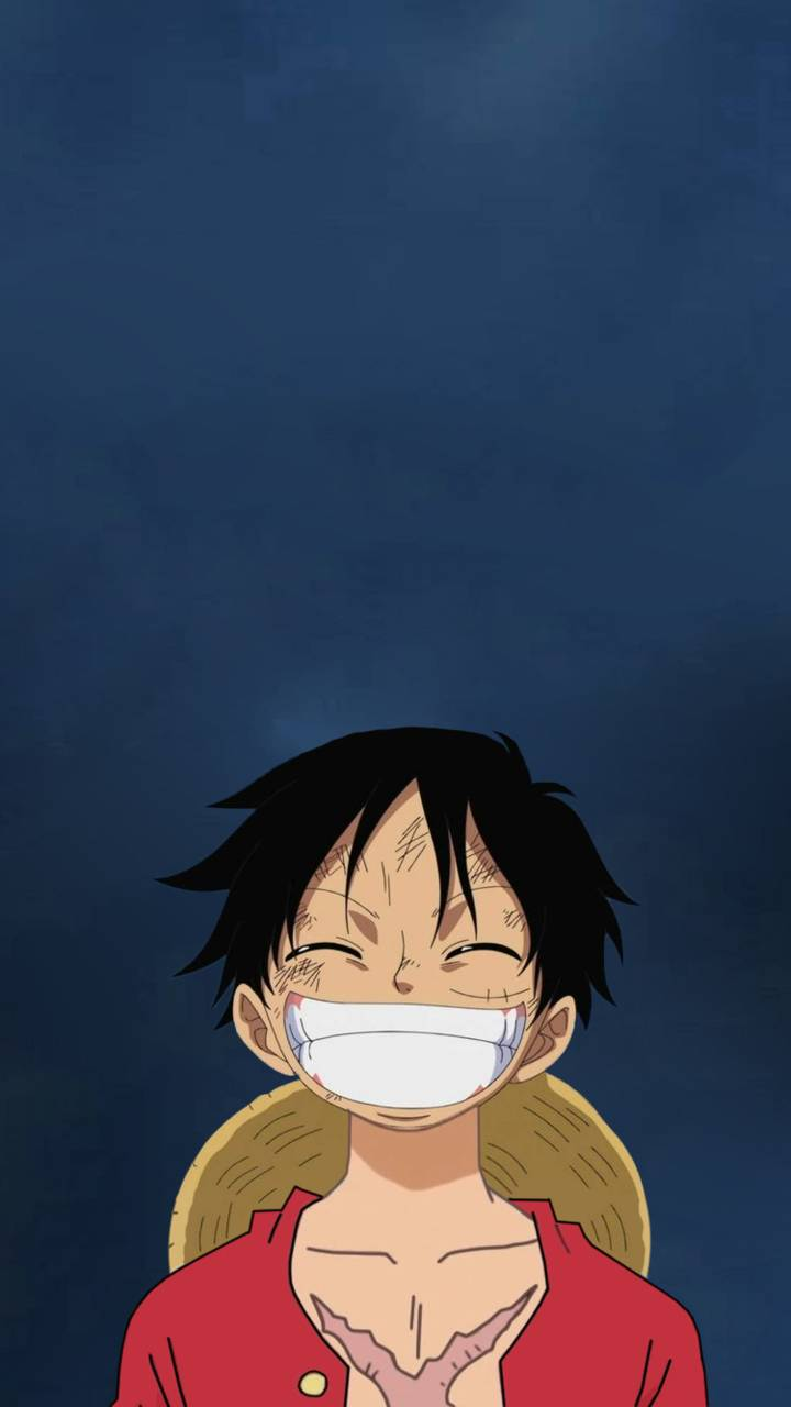 Luffy Smile Wallpaper Posted By John Tremblay