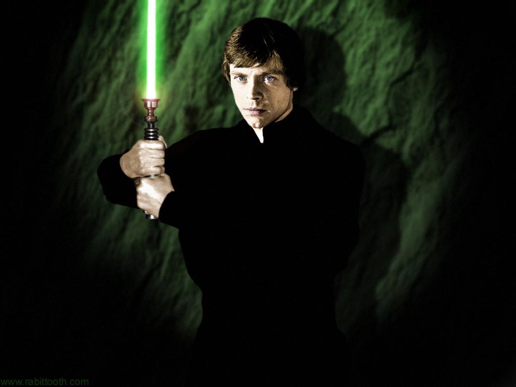 Luke Skywalker Star Wars Return of the Jedi Wallpaper
