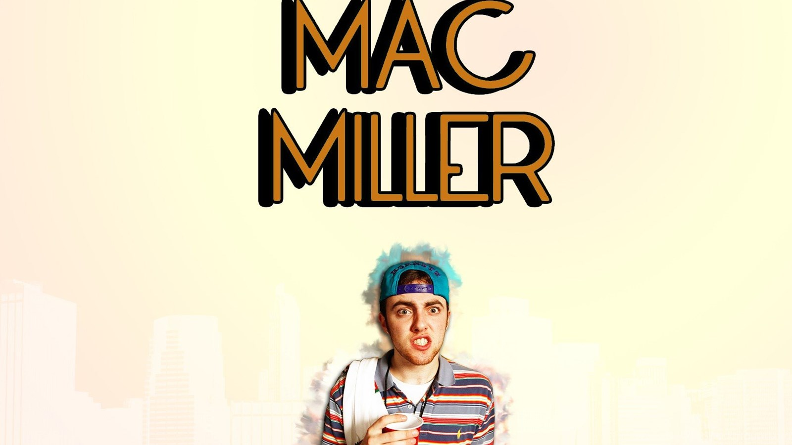 Mac Miller Wallpapers HD Desktop Background