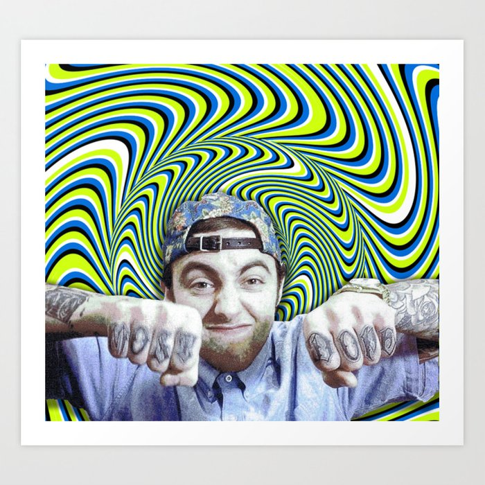 Mac Miller Wallpapers Hd Most Dope Posted By Samantha Sellers