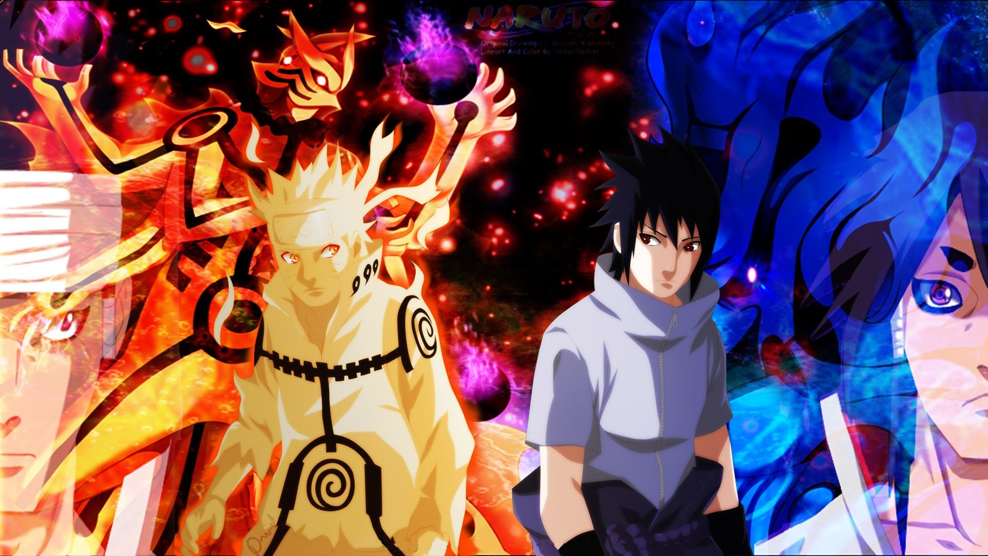 Madara Sage Of Six Paths Wallpaper Posted By Michelle Tremblay
