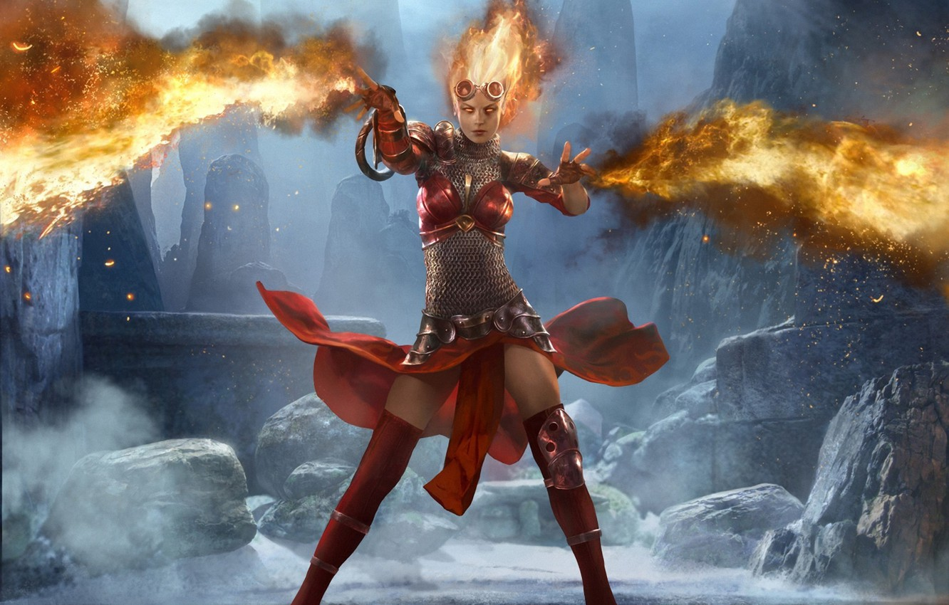 Magic The Gathering Planeswalker Wallpaper Posted By Zoey Simpson