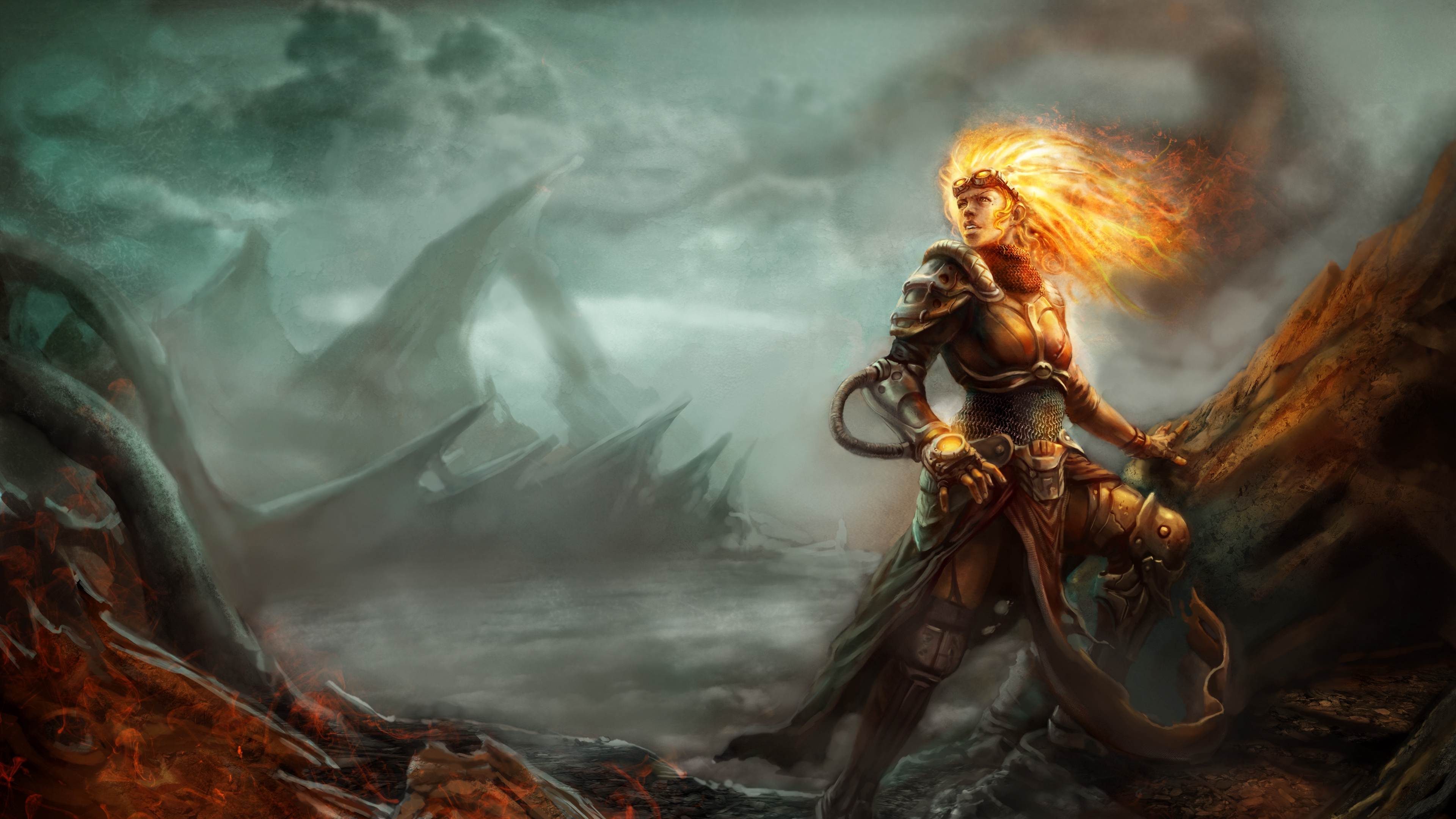 Magic The Gathering Wallpaper Hd Posted By Samantha Peltier