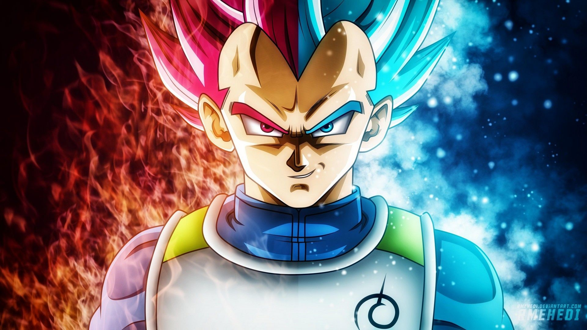 Majin Vegeta Wallpaper Hd Posted By Christopher Tremblay
