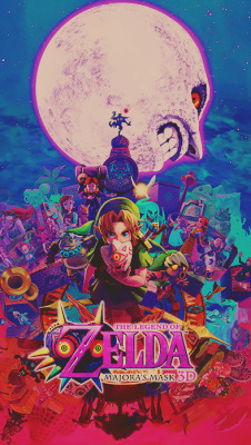 Majoras Mask Phone Wallpaper Posted By Michelle Mercado