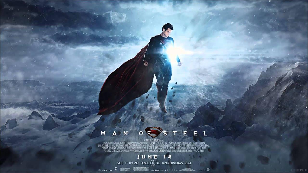 Man Of Steel Live Wallpaper