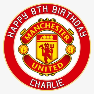 Man United Logo Posted By Michelle Tremblay