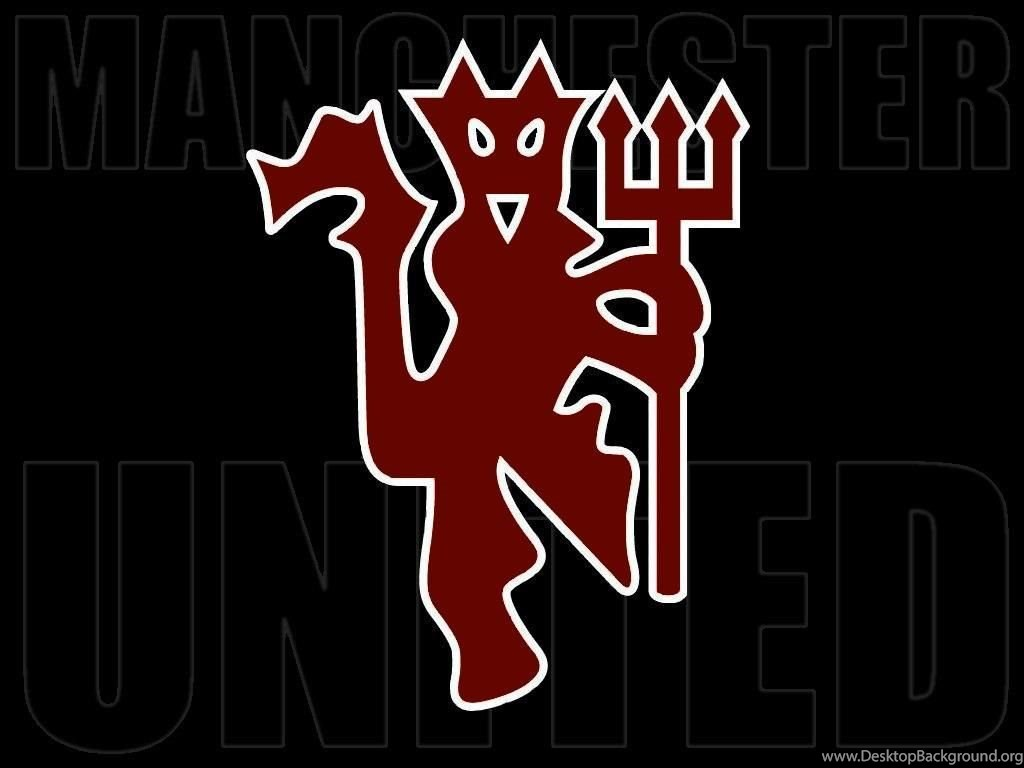 Man Utd Logo Wallpaper Posted By John Anderson