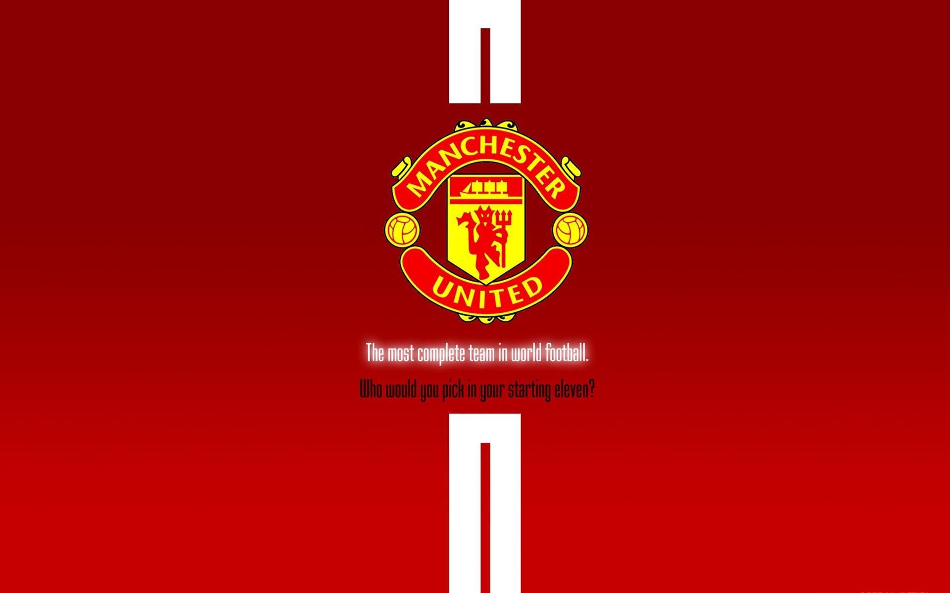 Man Utd Logos Wallpapers Posted By John Cunningham